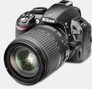 Elektronikforsikring - kamera